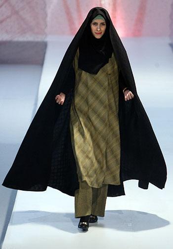 مدل چادر عربی